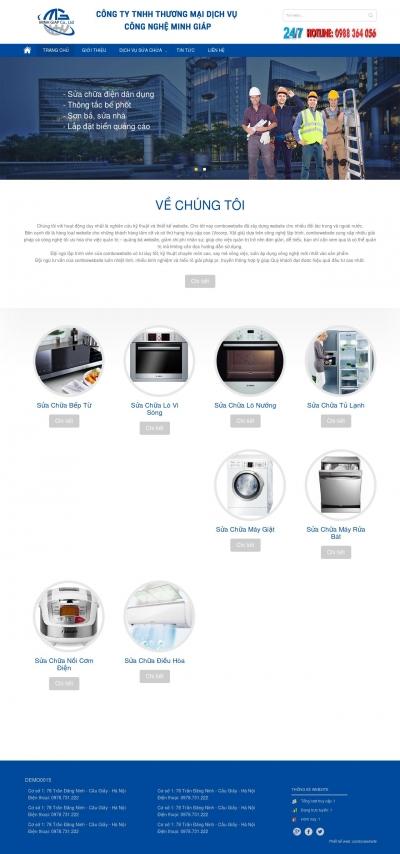Sửa chữa thiết bị bếp